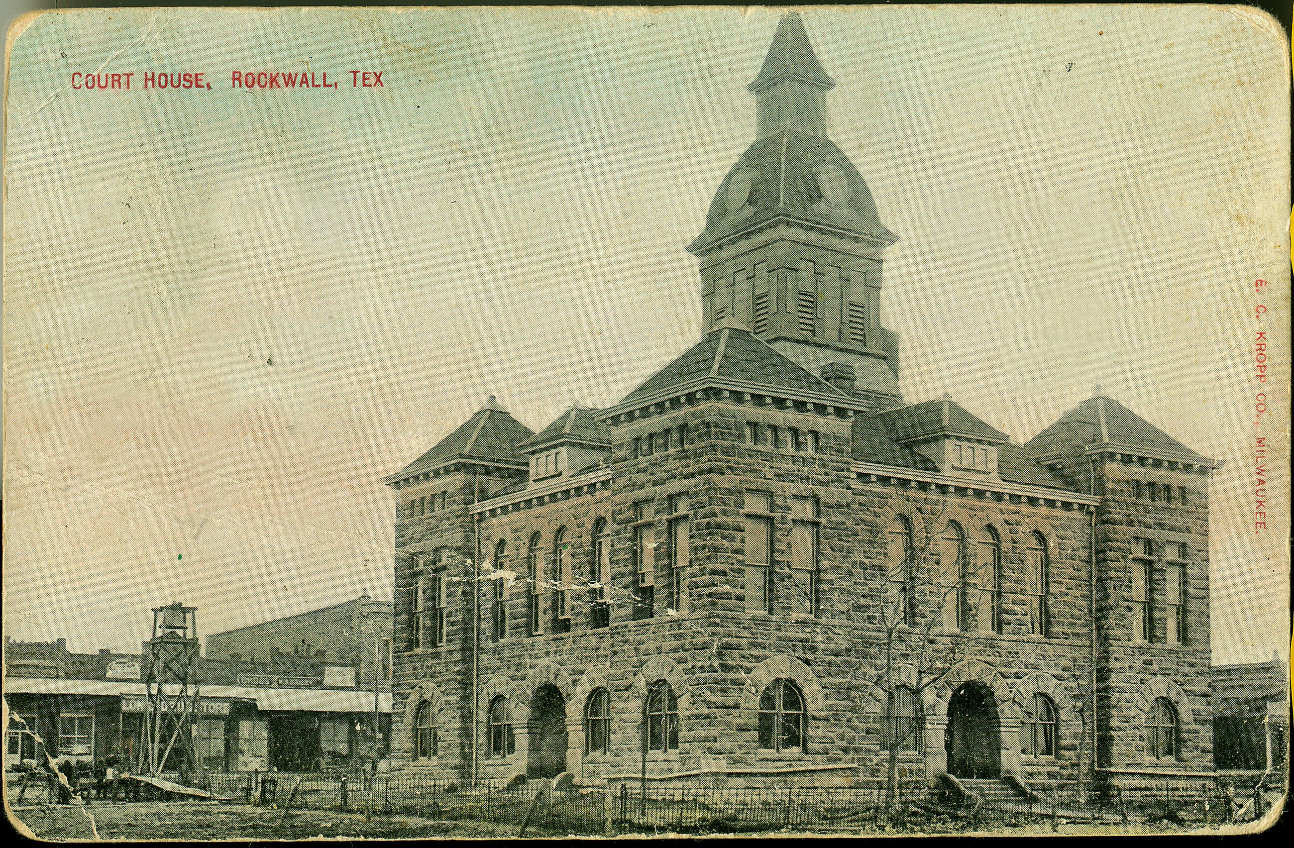 History | Rockwall County-Official Website