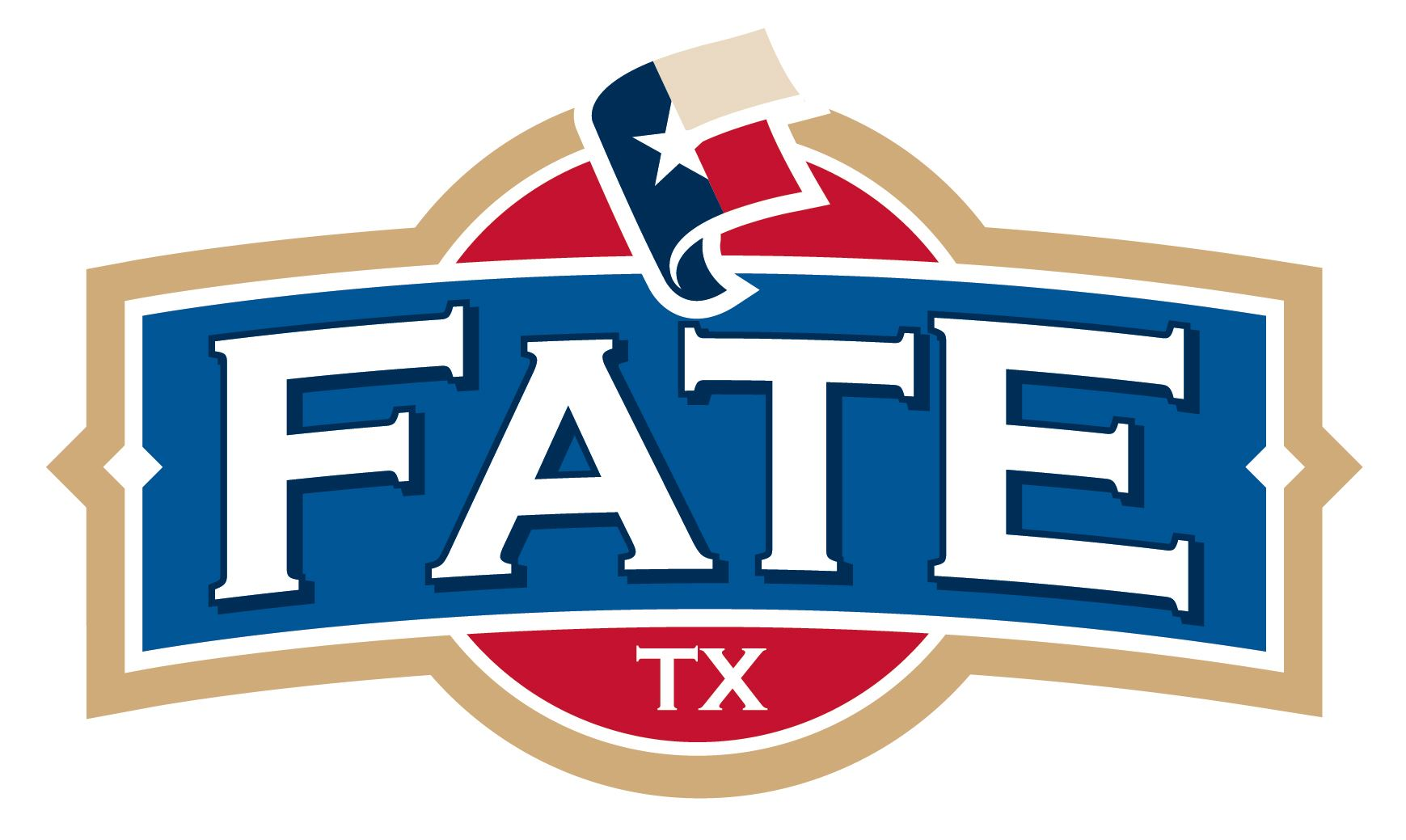 CITY OF FATE LOGO