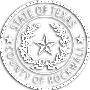 State of Texas County of Rockwall