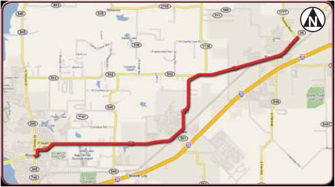 SH 66 Corridor Improvements